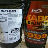 prohybrid ph mass on seriousmass mutantmass gainer