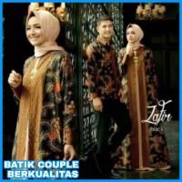 Baju Batik Couple Modern Gamis Batik Kemeja Batik Pakaian Batik Muslim