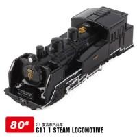 Miniatur Train Kereta Api Tomica Locomotive series C11 1 No 80