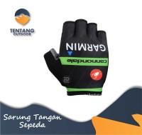 Sarung Tangan Sepeda Gel GARMIN Import Cycling Glove