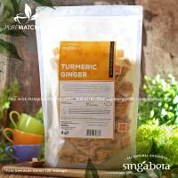 Singabera Teh Premium Indonesia - Turmeric Ginger Tisane 100tb Jahe