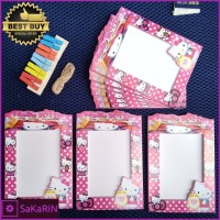Frame Foto Gantung Hello Kitty