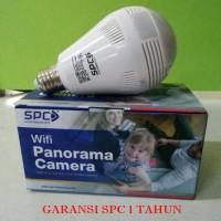 IP Cam CCTV BOHLAM Wifi Wireless SPC Panorama Camera 1.3MP KST-5