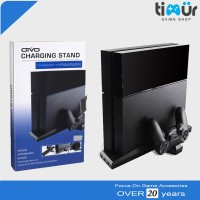 Kipas Cooling Fan PS4 Charging Vertical Stand Dock Fat Slim Pro OIVO