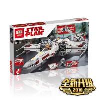 Brick Lepin 05145 Starwars X-Wing Starfighter 819pcs