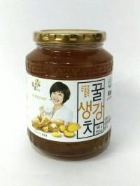 Korean Honey Ginger Tea - Teh Jahe Madu Asli Korea