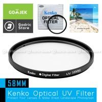 Kenko UV Filter 58MM for Fujifilm XA3 XA5 XA10 XT20 w Lens Kit 15-55MM