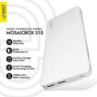 UNEED MosaicBox S10 Powerbank 10000mAH Smart Charging 2.4A - UPB403