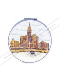 Souvenir Arab Saudi Cermin