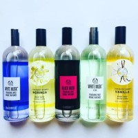 The Body shop White Musk, Moringa, Black Musk, White Musk & Vanilla