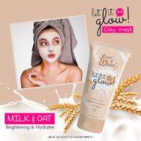 Everwhite Milk & Oat Clay Mask / EVER WHITE ORIGINAL 100%