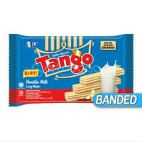 BARU!!! Wafer TANGO Vanilla 47 gram Tango Wafer Vanilla