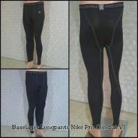 Baselayer Nike Pro combat Celana Panjang Longpants Procombat