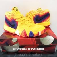 Nike Kyrie Iriving 4 Uncle Drew Colorway