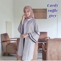 Baju Wanita Muslimah Baju Candy Ruffle Terbaru