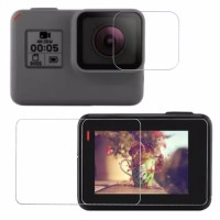 Gopro Lcd with Lens Screen Tempered glass Gopro Hero 7 Hero 6 Hero 5
