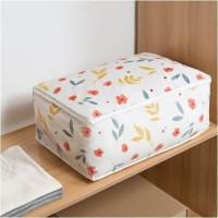 TEMPAT SIMPAN SELIMUT PEVA STORAGE BAG QUILT BAG - TAS BED COVER F45