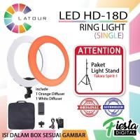 RING LIGHT / RINGLITE RINGLIGHT LATOUR LED HD-18D