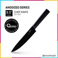 "Pisau Dapur Oxone OX-61C CHEF Knife 8"" High Quality"