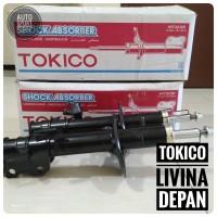 Shockbreaker / Shock Absorber Tokico Nissan Livina, Grand Livina Depan