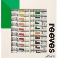 Reeves Acrylic 24 warna