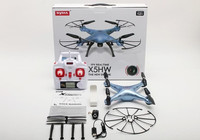 Drone Camera Syma X5HW Wifi / Drone Syma / Remote Control Camera