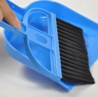Sapu Pengki mini satu Set alat pembersih serokan debu manual murah