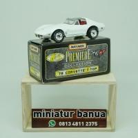 Diecast Matchbox Premium 1/64 1978 Corvette T-Top