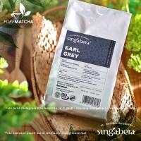 Singabera Teh Premium Indonesia - Singabera Earl Grey Tea 100 gr