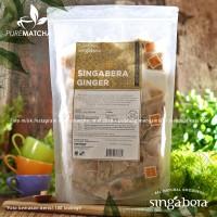 Singabera Teh - Ginger Tisane Herbal 100 teabags Wedang Jahe Wangi