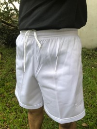 Celana Olahraga MIZUNO Polos Warna Putih