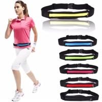 Tas Pinggang Flexible (Bahan flexible, anti air, bsa muat banyak brg)