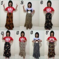 Rok Duyung Jesslyn Maxi Panjang Longskirt Batik Jumbo Anak Perempuan