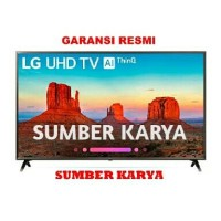 43UK6300 LG UHD 4K SMART LED TV 43 inch Flat ThinQ Ai 43UK6300PTE