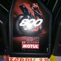 TERMURAH OLI SAMPING RACING BALAP MOTUL 800 2T ATAU MOTUL 800 Diskon