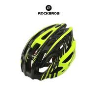 ROCKBROS WT207 Ultralight Bike Helmet MTB - Helm Sepeda GREEN