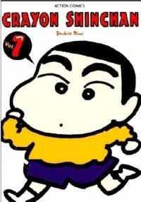 komik digital seri CRAYON SHINCHAN (30 seri) B.idn