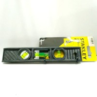 """Waterpass 8"""" Plastic Magnetic Torpedo Level Stanley STHT42291-8"""