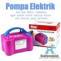 Balonasia Pompa Balon Elektrik / Electric Pump Balloon