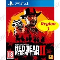 Red Dead Redemption 2 PS4 BD Game Original