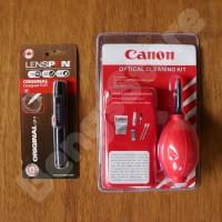 Cleaning Kit Canon Set 7in1 Plus Lenspen LP-1