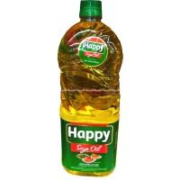 Happy Soya Oil Minyak Goreng Kedelai Alami 2litter 2000 Diskon