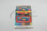 Crayon Kenko Putar 24 warna