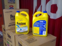 PRESTONE Antifreeze Radiator COOLANT GALON 3.78 ltr BLUE BIRU ORIGINAL