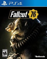 PS4 Fallout 76 (R3 / Asia / English)
