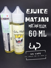 E-Liquid Premium LOKAL e-Juice Matjan pelem 60ml 3mg - authentic