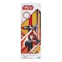 Star Wars Kylo Ren Force Spring-Action Electronic Lightsaber