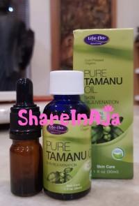 SHARE Life Flo Pure Tamanu Oil 5mL