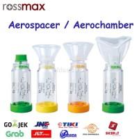 Rossmax Aerospacer Aerochamber AS175 Corong Asma Aero Spacer Chamber