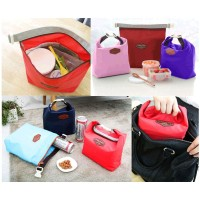 Iconic Lunch bag Insulated Cooler Bag Tas Bekal